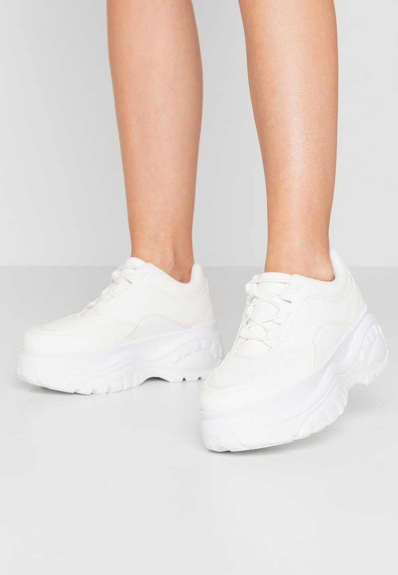 RAID - DAILY - Trainers - white