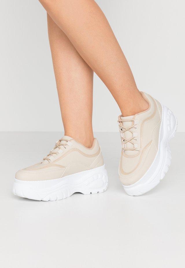 DAILY - Sneakers - beige