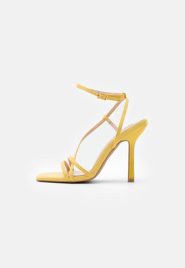 RUPA - High heeled sandals - vanilla