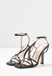 RAID - RUPA - High heeled sandals - black - 4