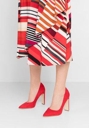 TAMARA - High heels - red