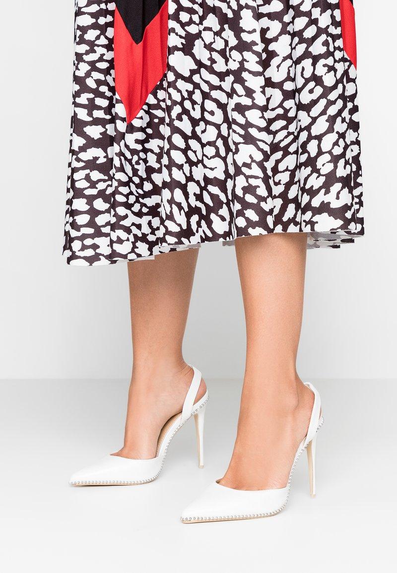 RAID - FRESCA - Zapatos altos - white