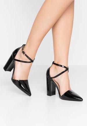 KATY - High heels - black