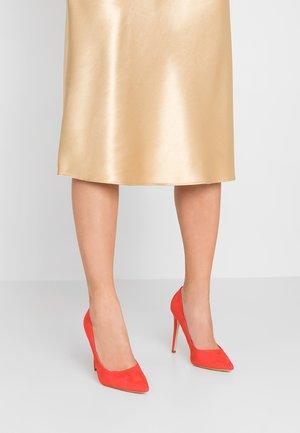PAULINE - High heels - red