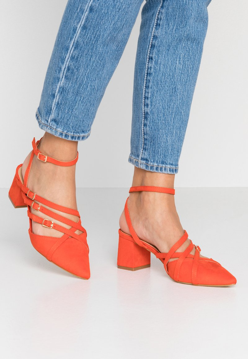 RAID - LARSA - Pumps - orange