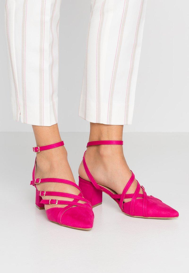 RAID - LARSA - Classic heels - fuchsia