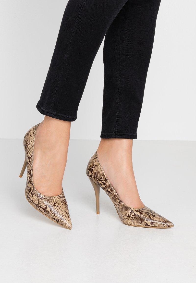 RAID - MELANIE - Zapatos altos - beige