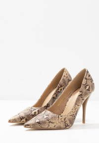 RAID - MELANIE - Zapatos altos - beige - 4