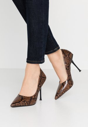 RYANN - High heels - brown