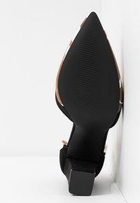 RAID - RAYNA - High heels - black/multicolor - 6