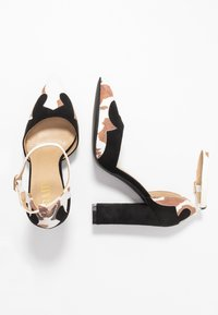 RAID - RAYNA - High heels - black/multicolor - 3