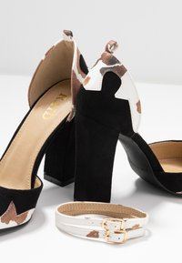 RAID - RAYNA - High heels - black/multicolor - 7