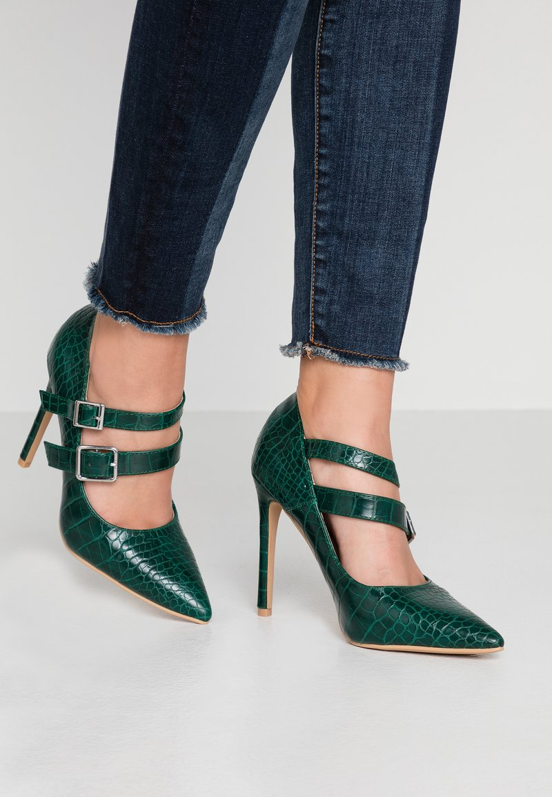 RAID - TENLEY - High heels - green