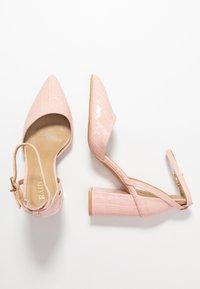 RAID - KATY - High heels - blush - 3