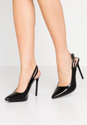 PIXON - Escarpins à talons hauts - black