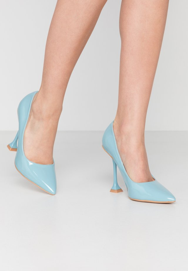 RUMER - Klassiska pumps - blue