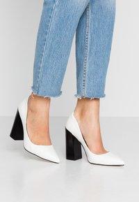 RAID - BRINLEY - High heels - white - 0