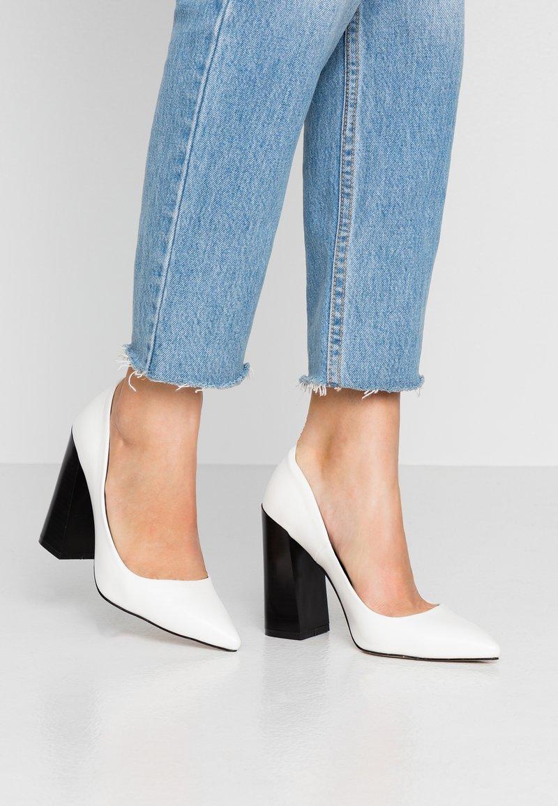 RAID - BRINLEY - High heels - white