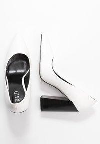 RAID - BRINLEY - High heels - white - 3