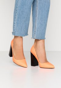 RAID - BRINLEY - High heels - orange - 0