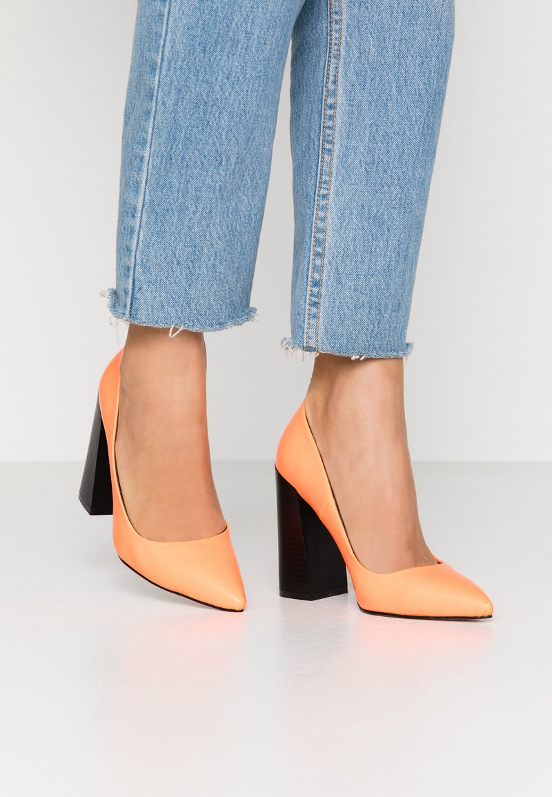RAID - BRINLEY - High heels - orange