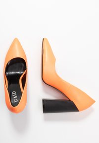 RAID - BRINLEY - High heels - orange - 3