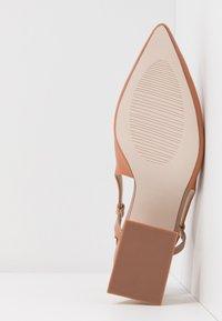RAID - JASMINE - Classic heels - dark coral - 6