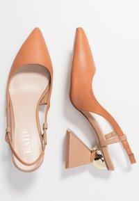 RAID - JASMINE - Classic heels - dark coral - 3