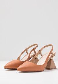 RAID - JASMINE - Classic heels - dark coral - 4