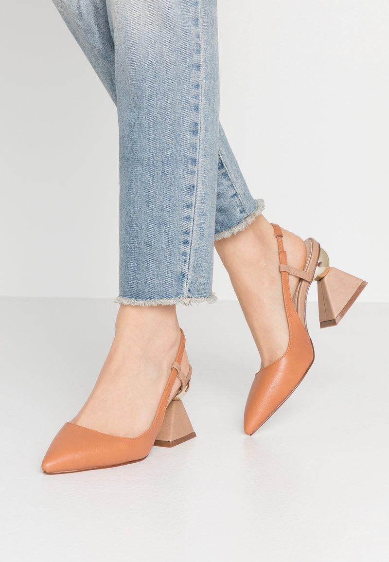 RAID - JASMINE - Classic heels - dark coral