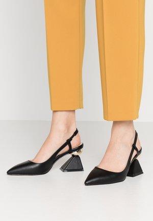 JASMINE - Classic heels - black
