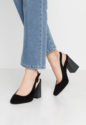 NINA - Zapatos altos - black