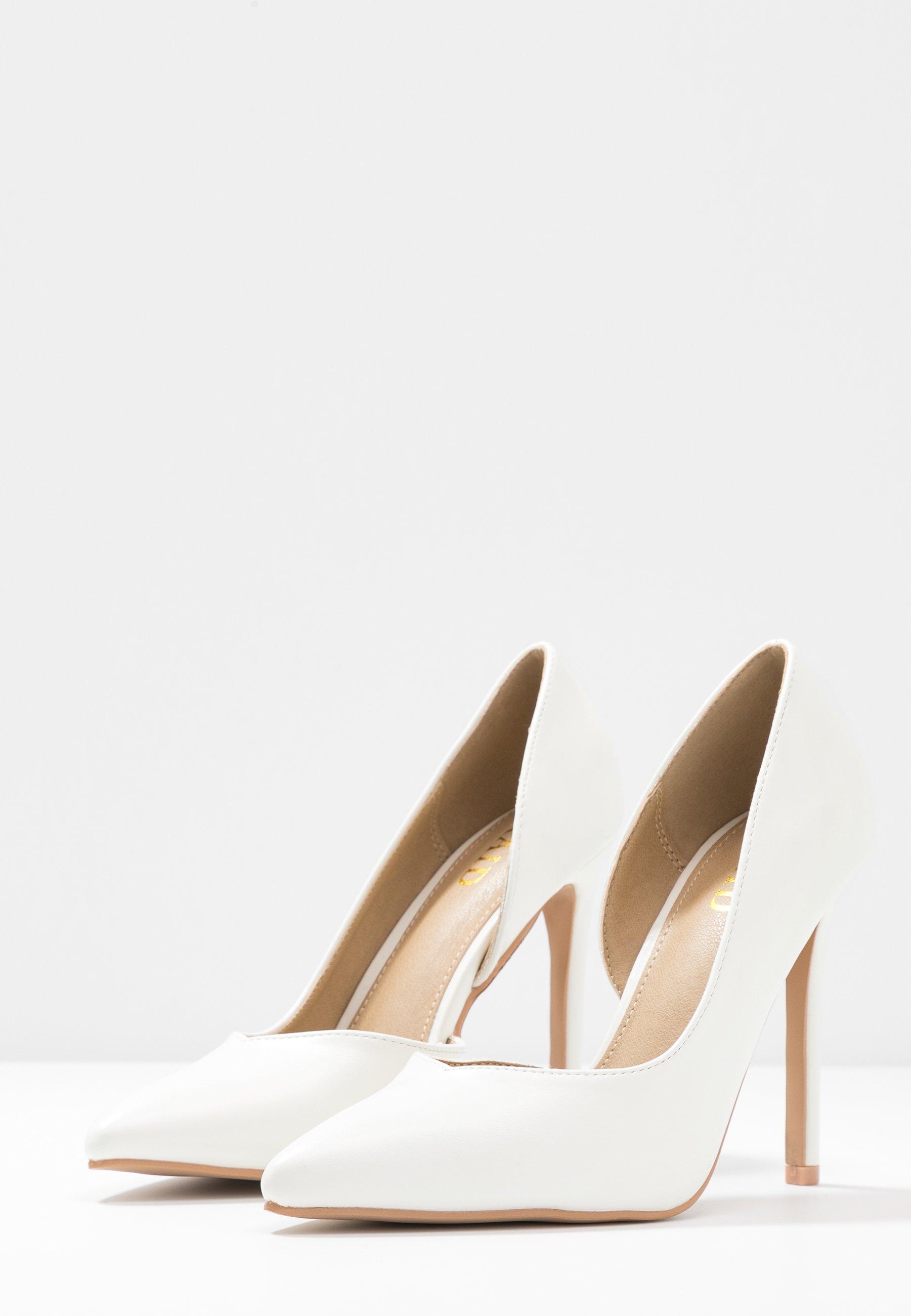 RAID PEITRA - Høye hæler - white