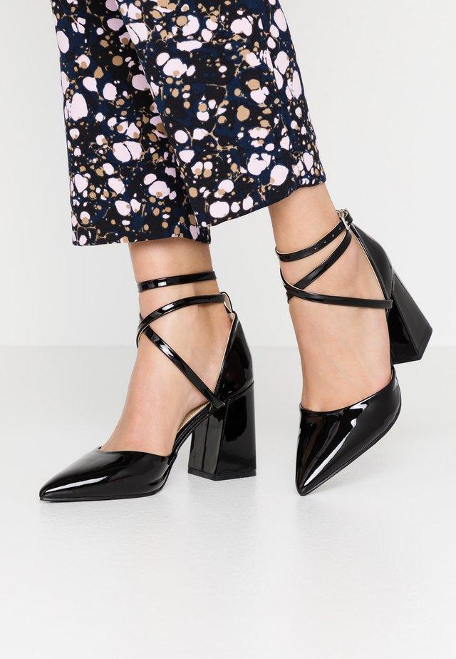 LIANNI - High heels - black