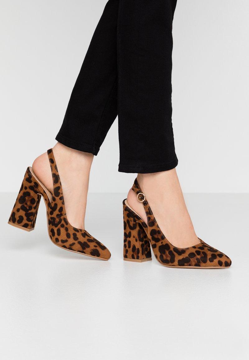 RAID - RANNIA - High heels - tan