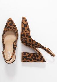 RAID - RANNIA - High heels - tan - 3