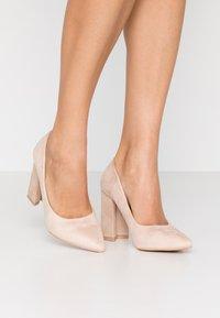 RAID - NEHA - High heels - nude - 0