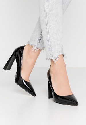 JOVITA - Højhælede pumps - black