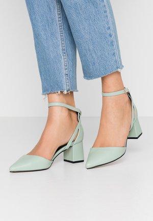 HAZY - Classic heels - mint