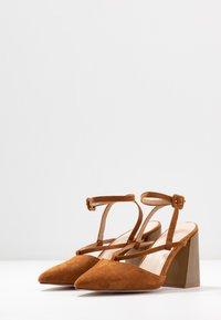 RAID - GINIA - High heels - tan - 4