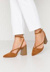 RAID - GINIA - High heels - tan - 0