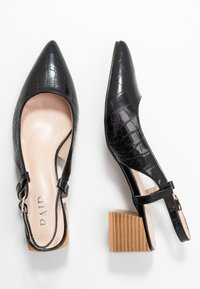 RAID - FELICE - Klassiske pumps - black - 3