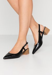 RAID - FELICE - Klassiske pumps - black - 0