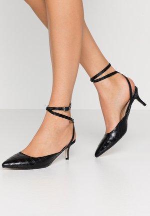 TENLEY - Classic heels - black