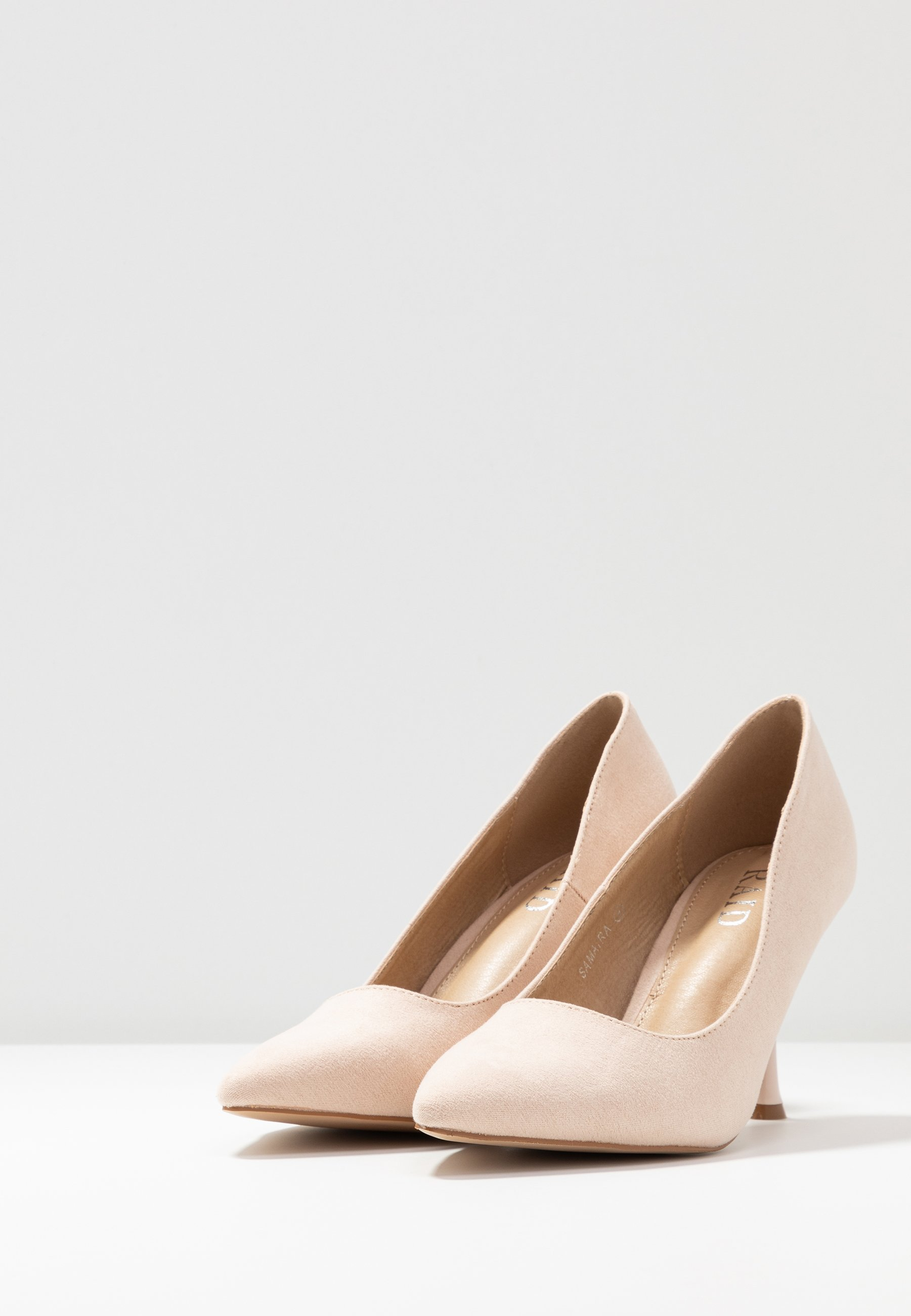 RAID SAMAIRA - High heels - nude