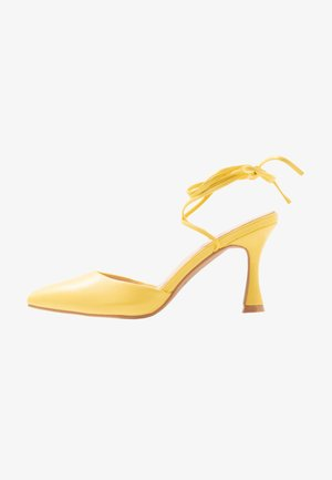 ZUMI - High heels - yellow