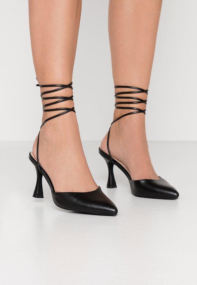ZUMI - High heels - black