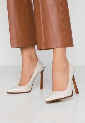 UNA - High heels - offwhite