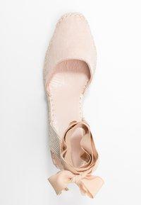 RAID - EADIE - Sandály na vysokém podpatku - nude - 3