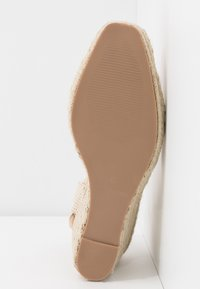 RAID - EADIE - Sandály na vysokém podpatku - nude - 6